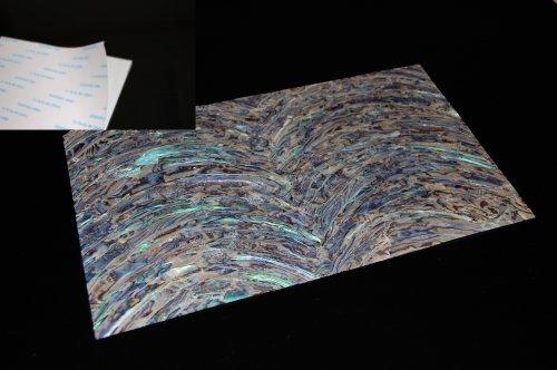 Paua Rim Adhesive Veneer Sheet