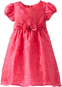 Rare Editions Girls 2-6X Organza Burnout Dress></a><br /> <br /> <a href=