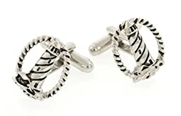 JJ Weston Lighthouse Cufflinks. Made in the USA.