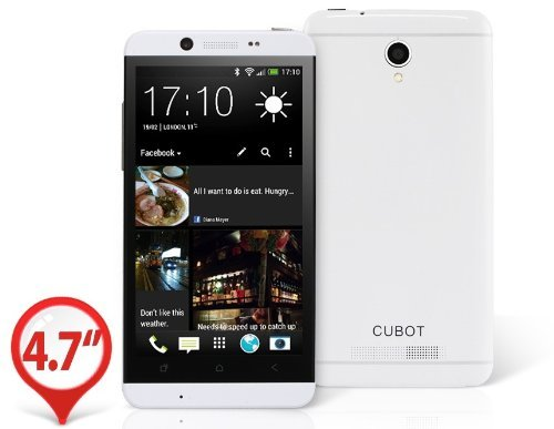 Cubot ONE 47 Capacitive HD LTPS 1280x720 Photo