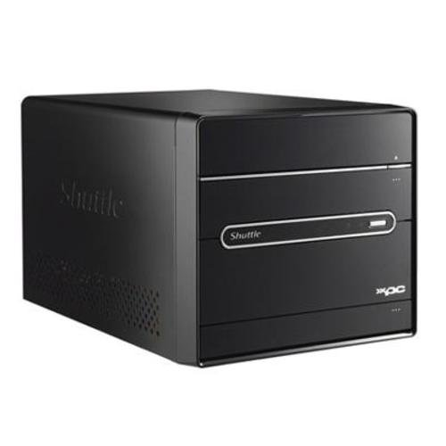 Shuttle SX58H7 Pro XPC Case - Black