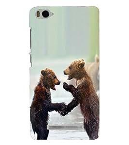 PRINTSHOPPII BEER ANGRY Back Case Cover for Xiaomi Redmi MI 4C::Xiaomi Mi 4C