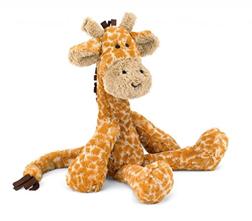 "Jellycat® Merryday Giraffe - 17"" front-533375"