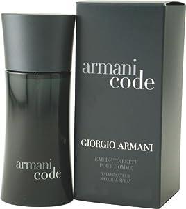 Armani Code By Giorgio Armani For Men Eau De Toilette Spray 42 Oz by Giorgio Armani