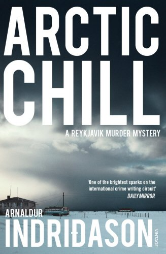 Arctic Chill (Reykjavik Murder Mysteries 5)