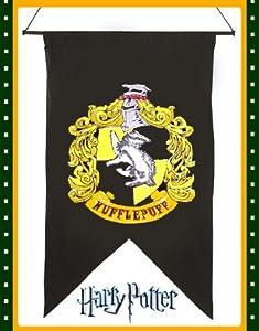 Hufflepuff Banner (Standard) from Rubies Costume Co. Inc