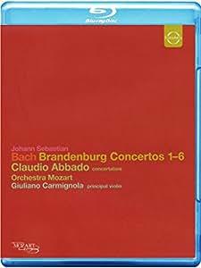 Bach: Brandenburg Concertos 1-6 [Blu-ray] [Import]