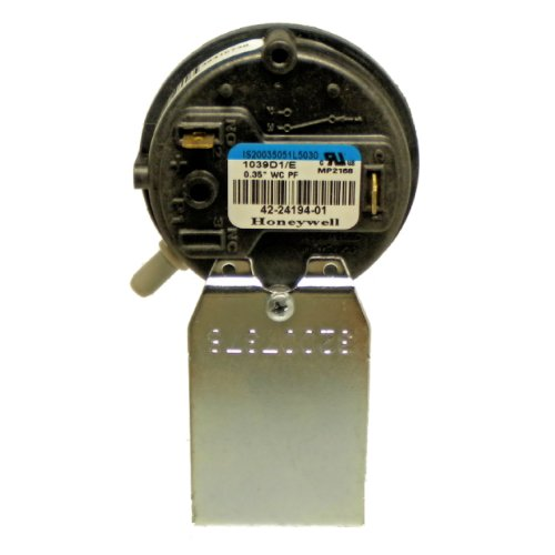Furnace Pressure Switch Onetrip Parts® Direct Replacement For Rheem Ruud Weatherking Oem Part 42-24194-01 front-600019