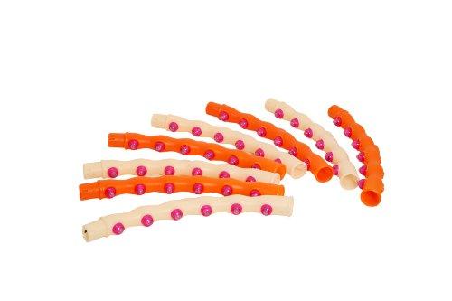 Hula Hoop, Massage Hoop, Magnetic Health Hoop II - Hoola Hoop // 48 Magnetic Massage Nubs 2.65 lbs. (1.2 kg)