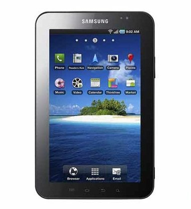 Samsung P1000 Galaxy Tab Tablet Unlocked Android
