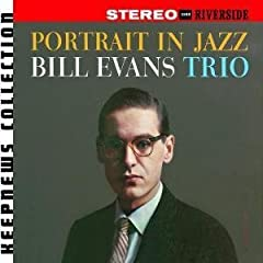 Portrait In Jazz cover 