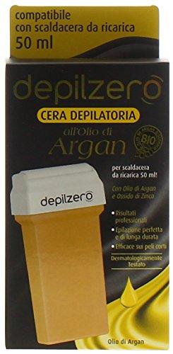 Depilzero Cera Ricarica Argan Ml.50
