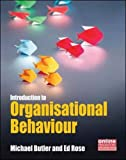 Michael Butler Introduction to Organisational Behaviour