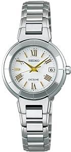 SEIKO EXCELINE (SWCW043) Titanium Solar Women's Watch