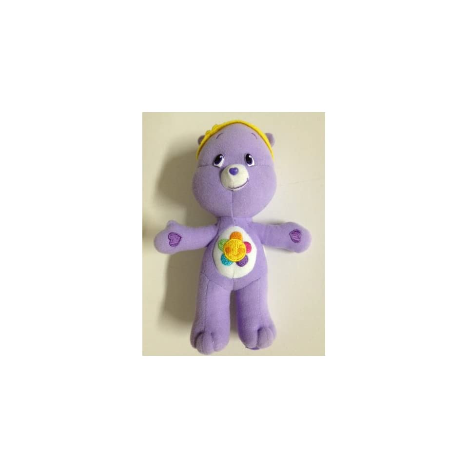 Plush Harmony Bear Care Bear 8 Inches 2009 Nanco