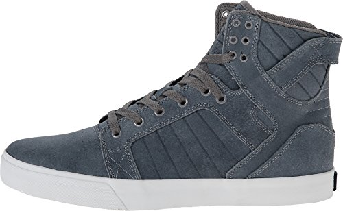 B00LU0HGFG Supra Skytop Slate Blue/Carlisle Leather Sneaker Medium / 12 C/D US Women / 10.5 D(M) US Men