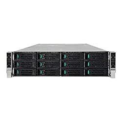 Intel Server System H2216WPQJR - Server - rack-mountable - 2U - 8-way - RAM 0 MB