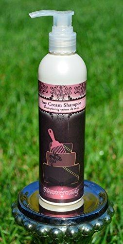 Blended Beauty Soy Cream Shampoo 8 Ounce (Blended Beauty Soy Cream Shampoo compare prices)