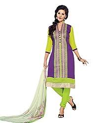 Meghali Cotton Salwar Suit Dupatta Material (Unstitched)