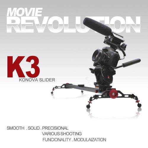 KONOVA Camera Slider K3 60cm (23.6 inch)