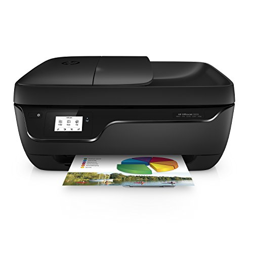 HP OfficeJet 3830 Stampante All-in-One, Copia, Scanner, Fax, Wi-Fi