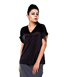 Tryfa Women's Top (Tryfa-27-S_Black_Small)