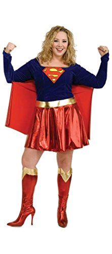 Rubie's Costume Co - Supergirl Plus Size