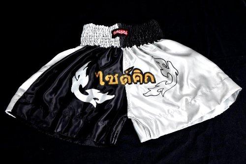 Sidekick Titan Kids Thai Boxing Muay Thai Fight Shorts