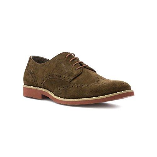 red-tape-zapatos-de-vestir-hombre-color-marron-talla-415