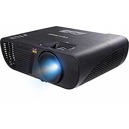 ViewSonic LightStream PJD5155 SVGA Vidéoprojecteur (3300 Lumens, VGA/HDMI)