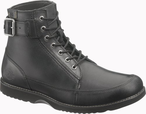 Harley-Davidson Men's Bryce Motorcycle Boot,Black,10.5 M US