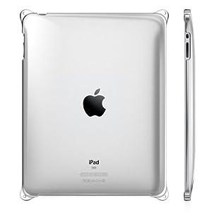 Simplism iPad用画板スタイルクリスタルカバーTR-CGIPAD-CL クリア