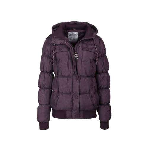 Sublevel Damen Winter Jacke Stepp