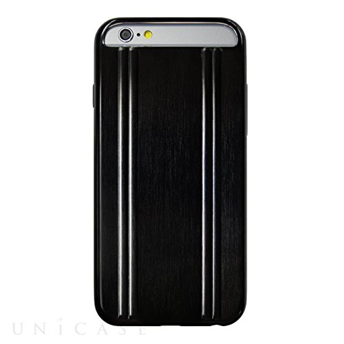 ZERO HALLIBURTON for iPhone6 Black iPhone6 ケース