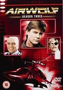 Airwolf: Season Three [DVD]