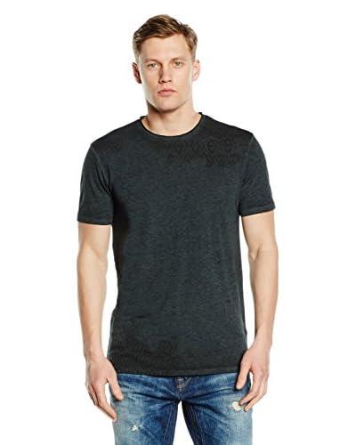 Guess T-Shirt Manica Corta [Petrolio]