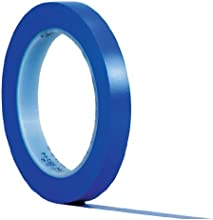 3M - 471 Scotch 06405 Cinta adhesiva, color azul, 6,3 mm x 33 m