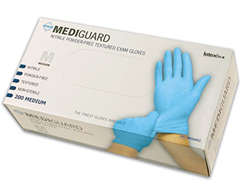 mediguard-large-blue-powder-free-nitrile-gloves-pack-of-200-packaging-may-vary