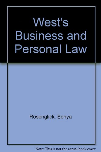 West's Business and Personal Law