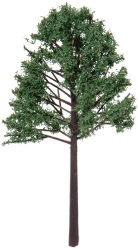 darice-3700-25-2-pack-powdered-fiber-diorama-tree-with-flocked-leaves-5-1-8-inch