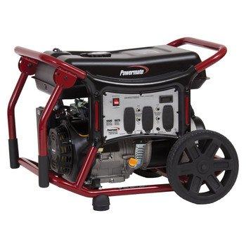 PowerMate Powermate PM0145500 Generator with Manual Start, 5500-watt