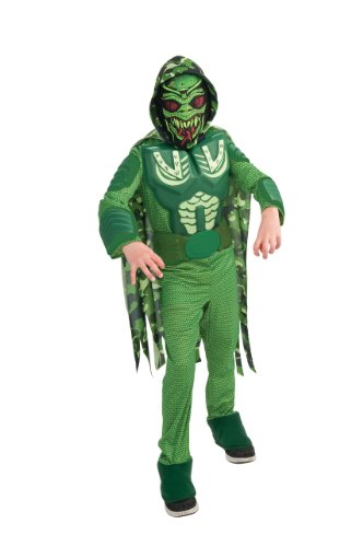 Rubie's Deluxe Army Alien Costume