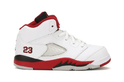 Jordan 5 Retro Toddler's Basketball Shoes (440890 120), 9