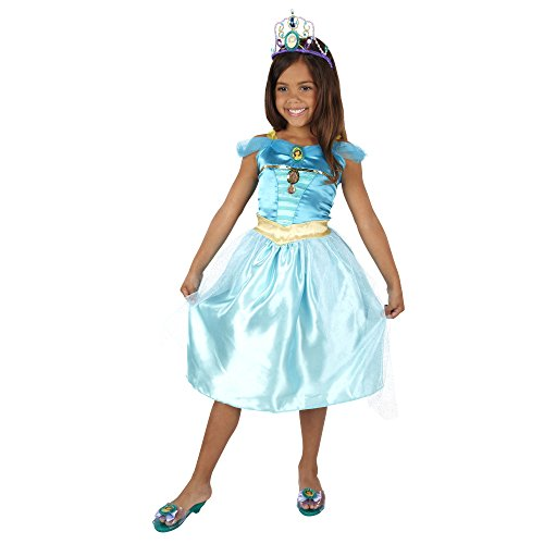 Disney Princess Jasmine Bling Dress - 1