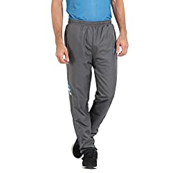 Proline Active Men's Track Pants (8907007333044 _63001536009_X-Large_Mid Grey)