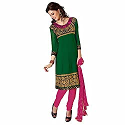 Ashika Printed Salwar Suit Dupatta (Unstitched) Dress Material (8531)