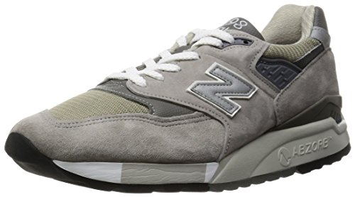 "[ニューバランス] new balance スニーカー ""MADE IN USA"" M998 GY(GY/25.5)"
