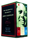 The Presidential Recordings: John F. Kennedy: Volumes 1-3, The Great Crises (039304954X) by May, Ernest R.
