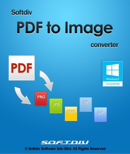 Softdiv PDF to Image Converter [Download] (Image Converter Software compare prices)