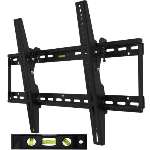 Cheetah Mounts APTMM2B Flat Screen TV Wall Mount Bracket, uses Universal Tilt Mount 32-55